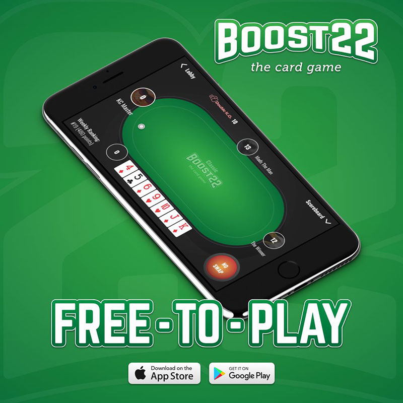 Boost22 - the card game