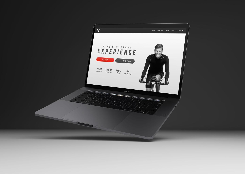 Intelligent Cycling website hjemmeside